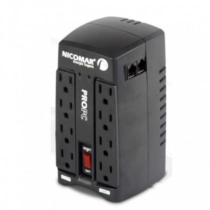 Regulador de voltaje ProPC 1000 VA